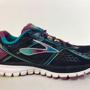 Brooks Ghost 8 Womens Running Shoes Size 9.5 M